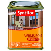 Vernis bois brillant syntilor teck 0,25l