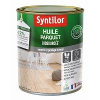 Huile parquet syntilor nature protect incolore 1l