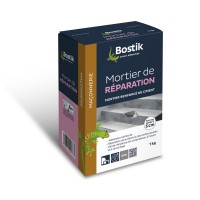 Mortier de réparation bostik 1 kg