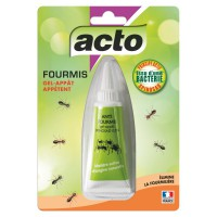 Gel appât fourmis acto tube 20g