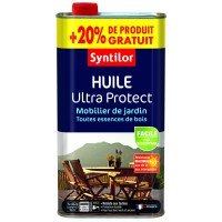 Huile ultra protect syntilor naturel 1l+20% gratuit