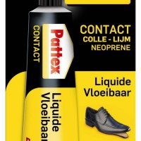 Colle contact liquide blister 125g pattex
