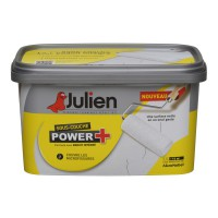 Sous-couche julien power+ blanc mat 2,5 l