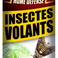Insecticide kb home défense insectes volants 400ml kb home defense