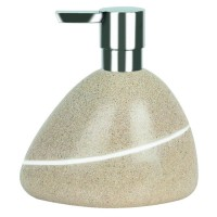 Distributeur de savon spirella etna light sable