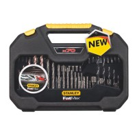 Coffret percage / vissage black & decker 70 pces