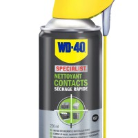 Nettoyant contacts specialist 250ml wd40