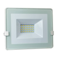 Projecteur led first tibelec blanc