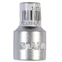 Douille stanley 1/2'' 12 pans 9mm