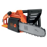 Tronçonneuse black+decker cs1840-qs 40cm 1800w