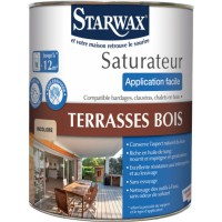 Saturateur phase aqueuse starwax incolore 1l