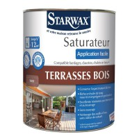 Saturateur phase aqueuse starwax teck 1l