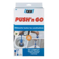 Push n go kit complet geb