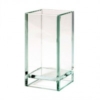 Gobelet inox transparent