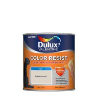 Peinture dulux valentine color resist murs & boiseries mat sable naturel 0,5l