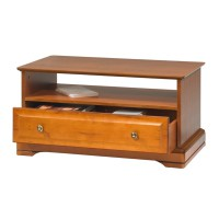 Table basse merisier florac
