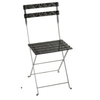 Lot de 2 chaises pliantes sara