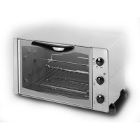 Four à poser roller grill mr341i 34 litres finition inox