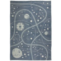 Tapis little galaxy nattiot