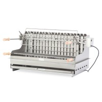Barbecue exclusive irissarry inox le marquier