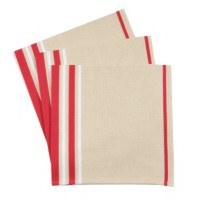 Lot de 6 serviettes de table corda artiga