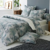 Housse de couette percale tropical tradilinge