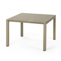 Table basse d 39 appoint de jardin for Table haute 50x50