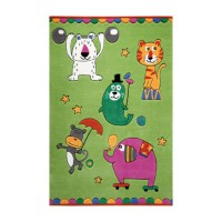 Tapis vert little artists
