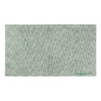 Tapis vert émeraude mix collection daksh par lorena canals