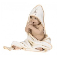 Cape de bain so´pure sophie la girafe