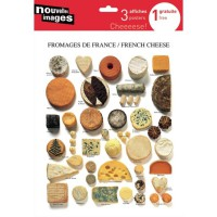 3 affiches cheese !