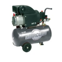Compresseur mecafer 24l 2hp