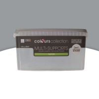 Peinture multi-supports colours collection ciel d'hiver satin 2,5l