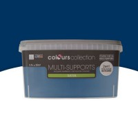 Peinture multi-supports colours collection nocturne satin 2,5l