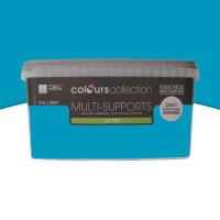 Peinture multi-supports colours collection pacific satin 2,5l