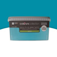 Peinture multi-supports colours collection rivièra satin 2,5l