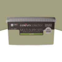 Peinture multi-supports colours collection camouflage satin 2,5l