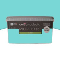 Peinture multi-supports colours collection chance satin 2,5 l