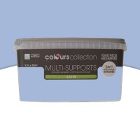 Peinture multi-supports colours collection fleur de lin satin 2,5l