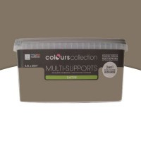 Peinture multi-supports colours collection lichen satin 2,5l