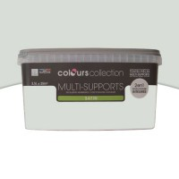 Peinture multi-supports colours collection minérale satin 2,5l