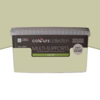 Peinture multi-supports colours collection olivier satin 2,5l