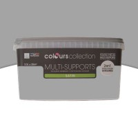 Peinture multi-supports colours collection souris satin 2,5l