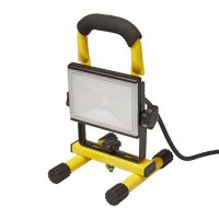 Projecteur de chantier portable led sur support diall 10w