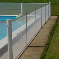 Barriere de securite pour piscine 1,10m kit b