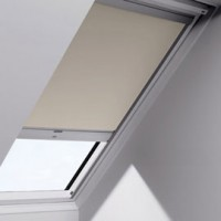 Store velux occultant solaire dsl mk04 beige
