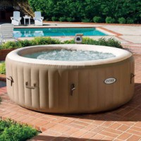 Spa gonflable purespa bulles 4 places