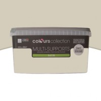 Peinture multi-supports ficelle satin 2,5l