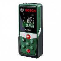 Telemetre digital connecte bosch plr 40c