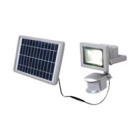 Projecteur exterieur a detection negril 10w - led int.